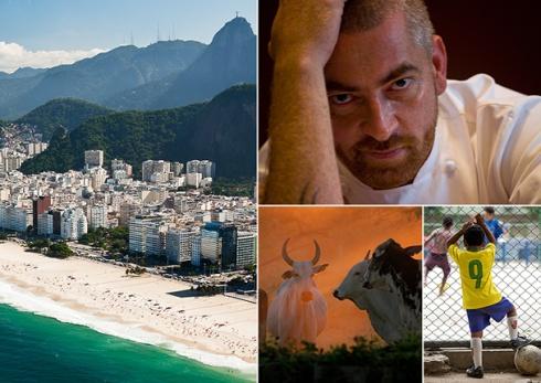 Brazilian Food is not just meat
