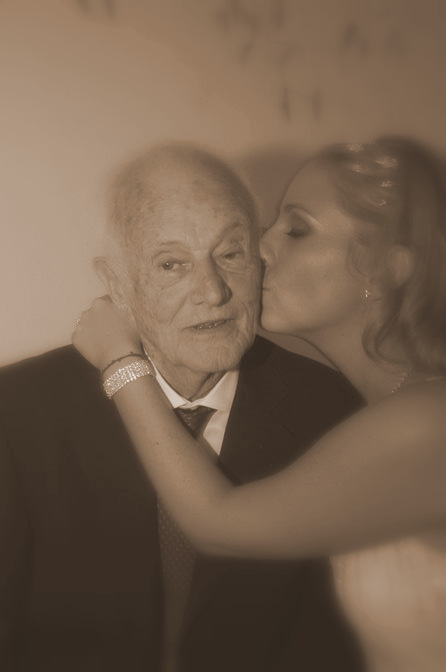 My dear Grandpa and I